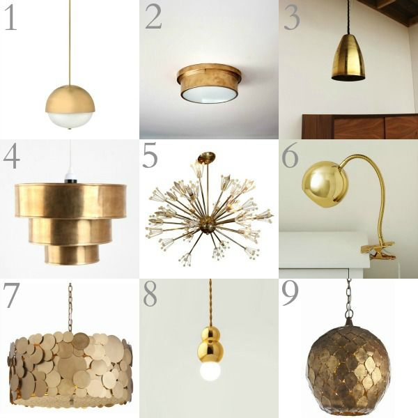 1000 images about lighting on pinterest table lamps brass and wall lamps brass pendant lighting