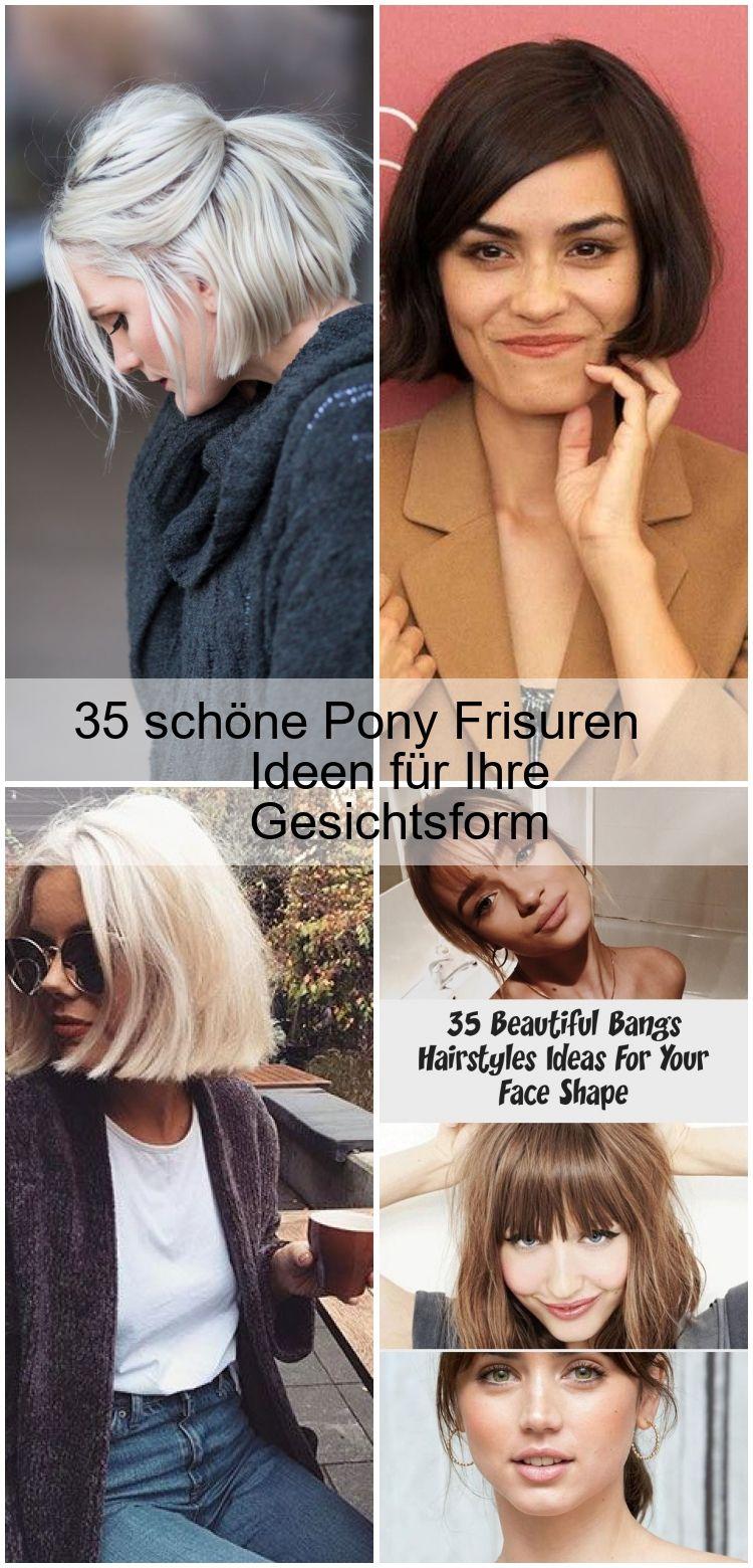 35 Schone Pony Frisuren Ideen Fur Ihre Gesichtsform Frisuren Fur Gesichtsform Ideen Ihre Pony Schone In 2020 Schone Frisuren Mit Pony Frisuren Und Frisuren Mit Pony