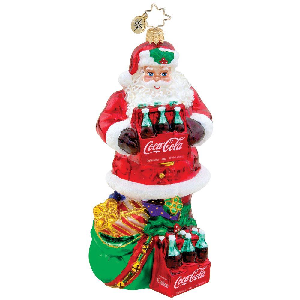 Image detail for christopher radko ornaments ue coke perfect gift