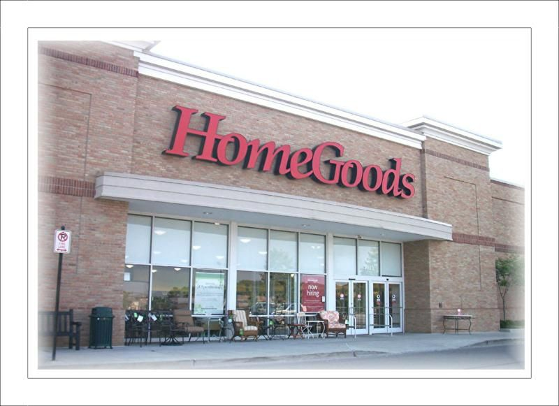 HomeGoods At home store, Home goods store, Home goods