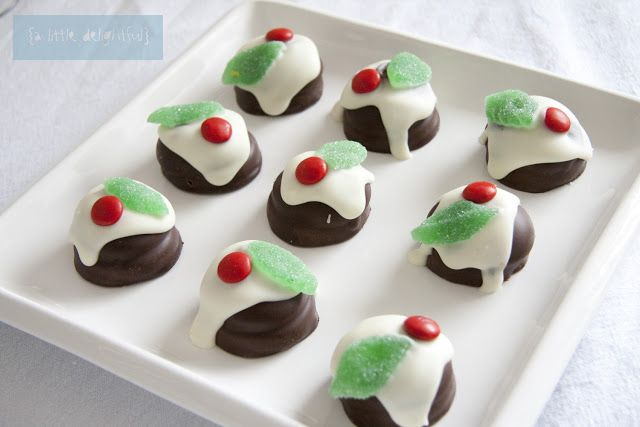 A Little Delightful Mini Christmas Dessert Table Christmas Dessert Table Mini Christmas Desserts Christmas Desserts