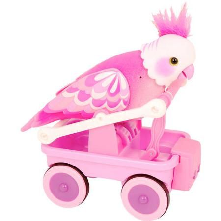 Moose Toys Little Live Pets Season 3 Clever Keet Pink Walmart Com Little Live Pets Moose Toys Barbie Toys