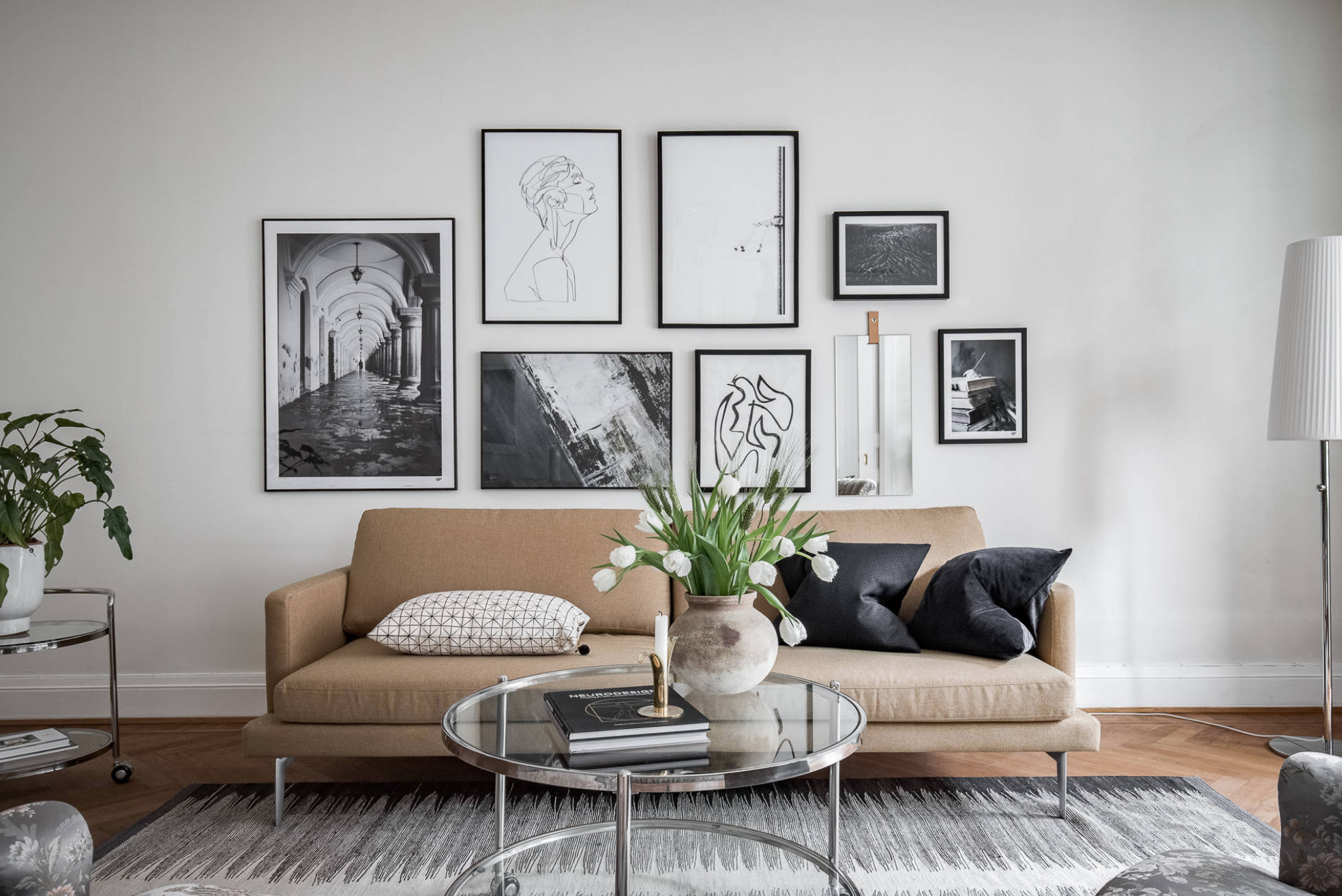 Pretty Wall Art From Houzz Living Room Pictures Home Decor Living Room Modern