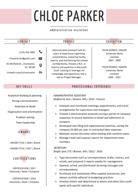 Creative Resume Templates Downloads Resume Genius Resume Examples Customer Service Resume Resume Skills