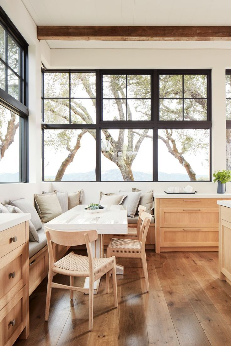 See Inside a Rustic-Modern Vineyard Estate in Napa Valley