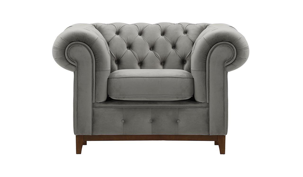 Chesterfield Grand Armchair