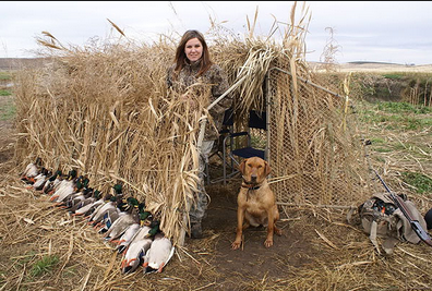 Homemade Duck Hunting Blinds You Can Do It Yourself For