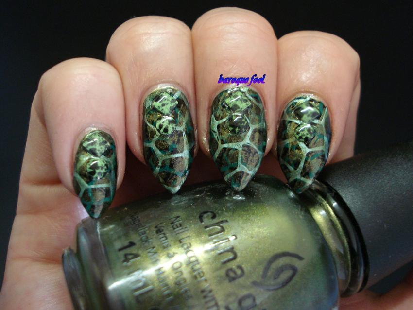 baroque fool: Jurassic world nails   nail art   Pinterest   Make up