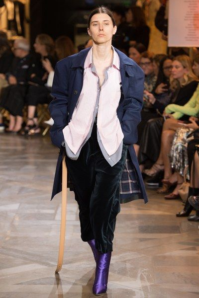 See the complete Vetements Spring 2017 Menswear collection.