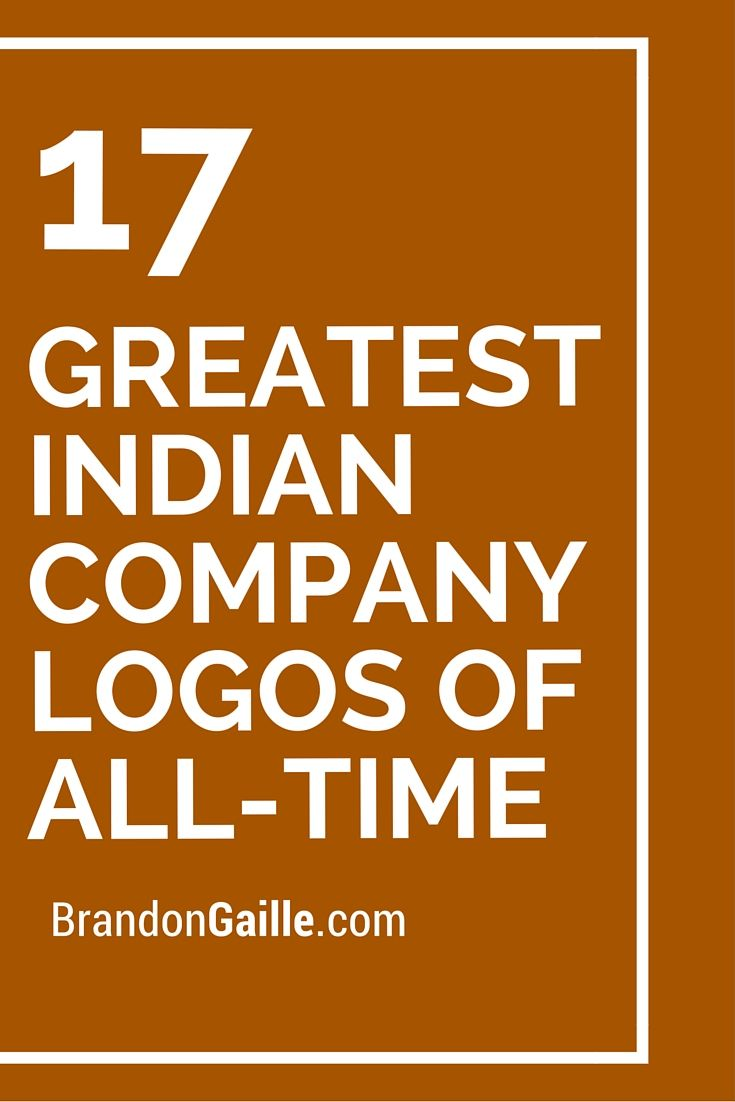 17 Greatest Indian Company Logos Of All Time Security Companies