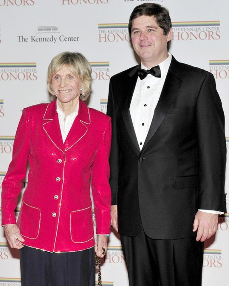 Jean Kennedy Smith and William Kennedy Smith arrive for