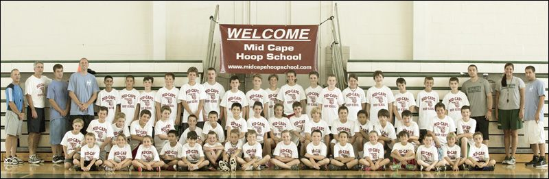 Summer Basketball Camp On Cape Cod Mid Cape Hoop School Basketball Camp Basketball Uniforms Basketball Uniforms Design