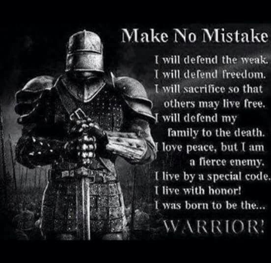 My oath