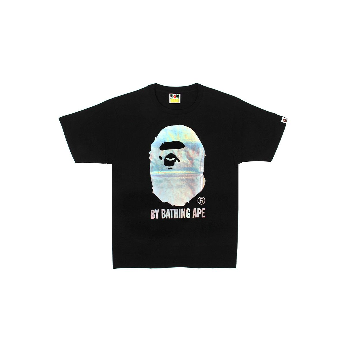 94b1ed59b Concepts International | A Bathing Ape Hologram By Bathing Ape Tee (Black /Silver)