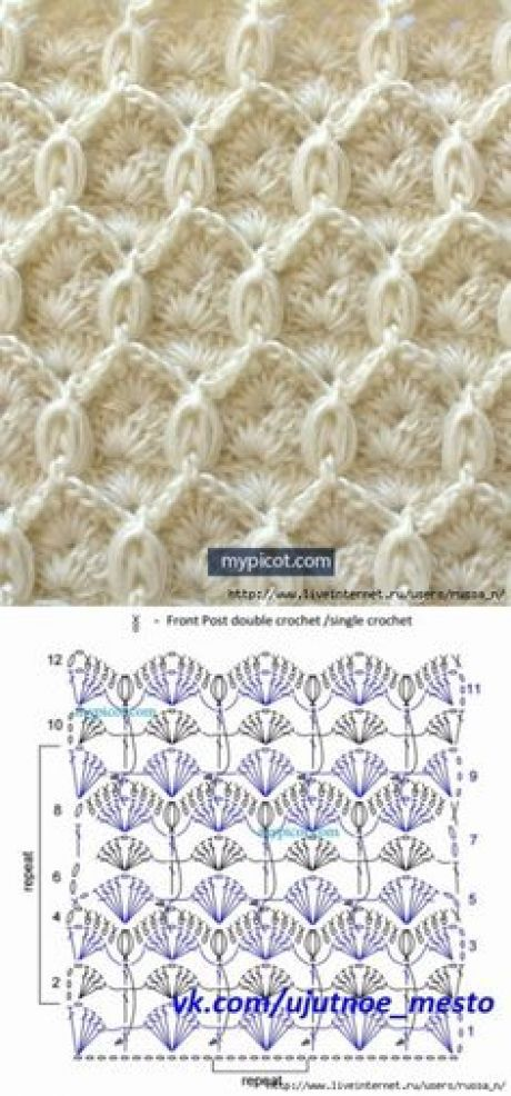Pin by Soy Woolly on Muestrario de Puntos a dos agujas | Pinterest ...