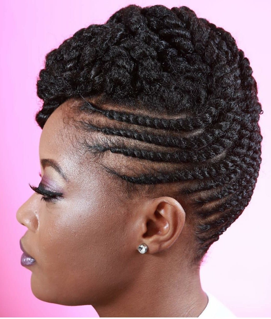 classic updo | hairstyles in 2019 | natural hair updo, short