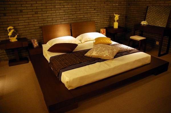 minimalist california king bed. | Condo Master Bedroom | Pinterest ...