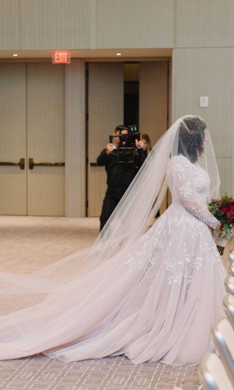 Hayley Paige Hayley (style 6600), $3,500 Size: 18 | Used Wedding ...