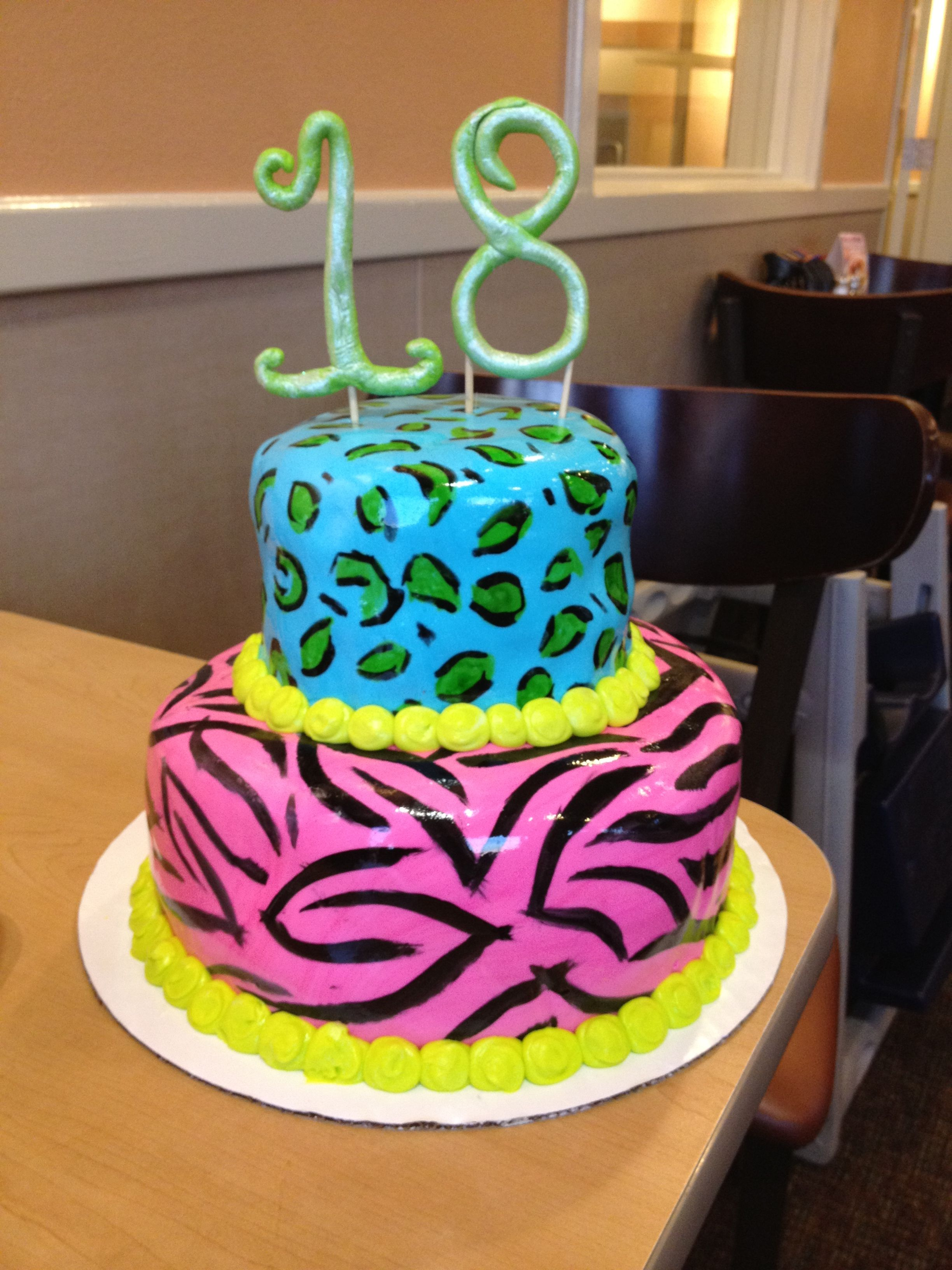 18th birthday cake   18th birthday party, 18th birthday ...