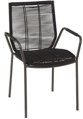 dreams4home 2er set stapelsessel 39 chile 39 2er set stapelsessel sessel stahl balkonstuhl. Black Bedroom Furniture Sets. Home Design Ideas