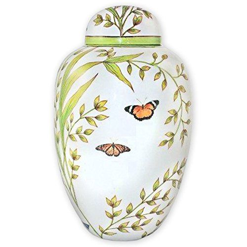 Decorative Cremation Urns Adorable Garden Butterfly Cremation Urnbeautiful Life Urns  Hhttps Review