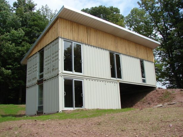 Container House by Tim Steele Design