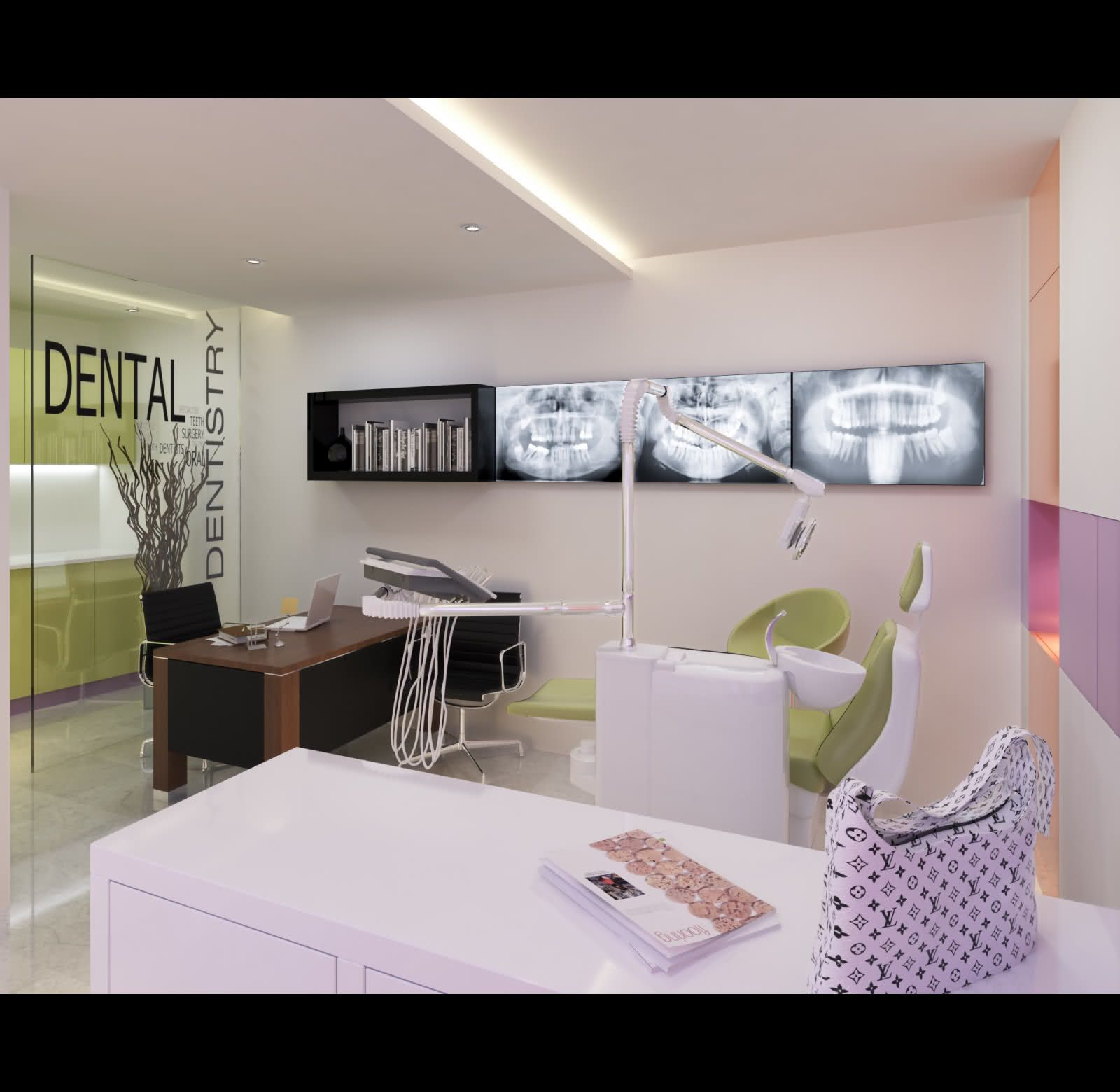 Small Dental Clinic Interior M S Consu Pinterest Dental Clini