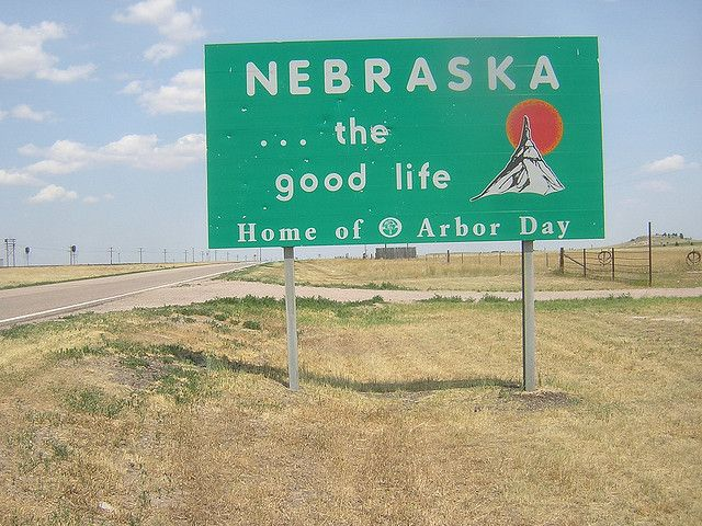 Dorothy you're not in Kansas er Nebraska anymore