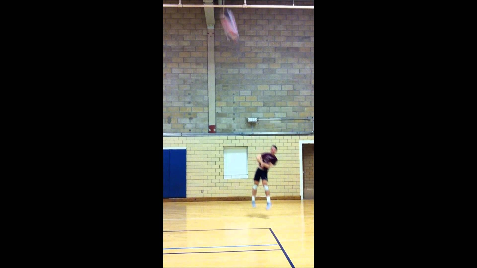 How To Do A Volleyball Jump Serve Volleyball Volleyball Drills Volleyball Tips