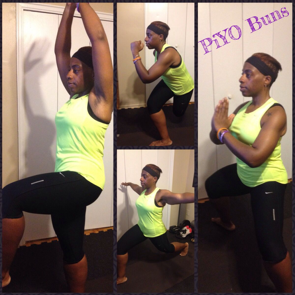 It was a great way to rise and shine!  #piyo #running #inspire #ww #weightlosejourney #getfit #wwpp #fitchicks #piyopse #runnergirl #fitlifestyle #fit #run #fitness #runnerspace #motivate #weightwatchers #fitfam #strength #flexibility #pilates #stretching #yoga #runnerscommunity #