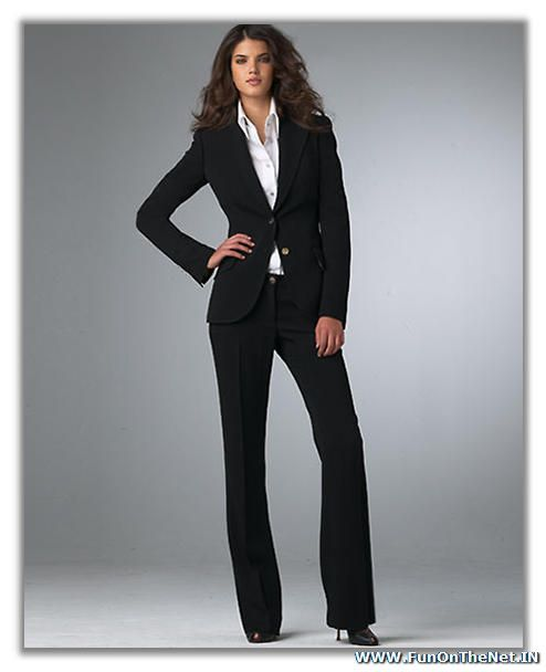 professional dress for wo | If you go for a suit, make sure it ...