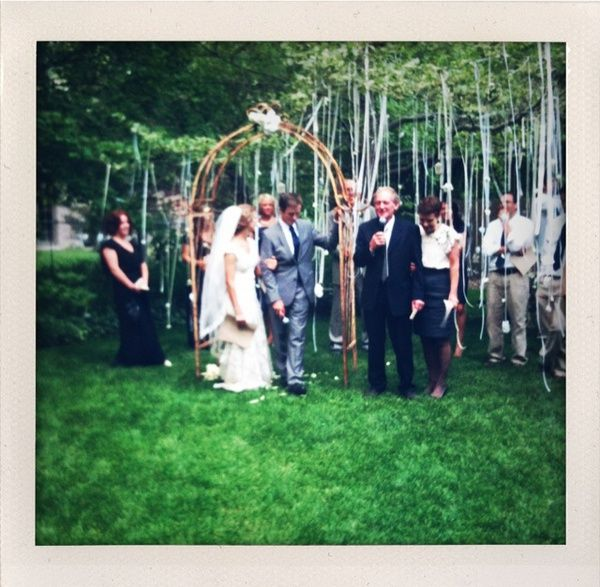 Torah Bright's wedding, whimsical, I love it!! | Bright ...