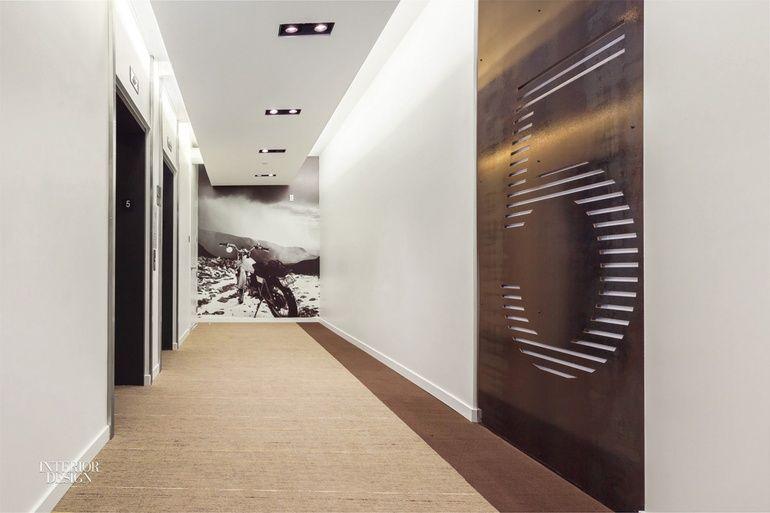 Interior design floors interieur entree und trap