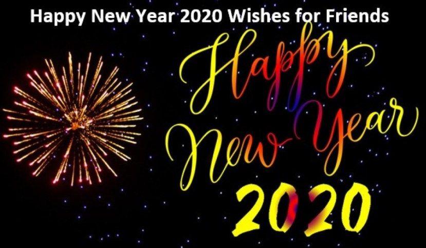 Happy New Year 2020 Happy New Year Wishes New Year Wishes Messages New Year Wishes
