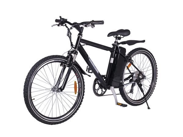 Electric Bike The Alpine Trails Is A Battery Powered Electric Bicycle Running On A 300 Watt R Electric Mountain Bike Electric Bicycle Mountain Bikes For Sale