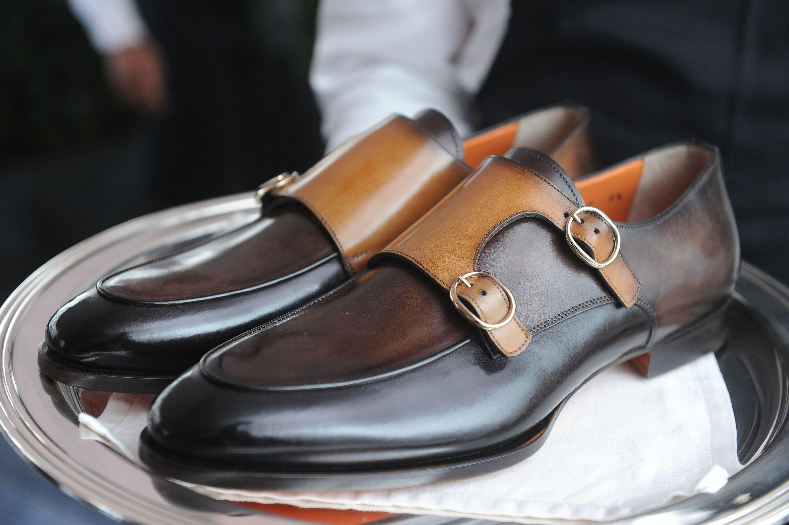 Santoni shoes men