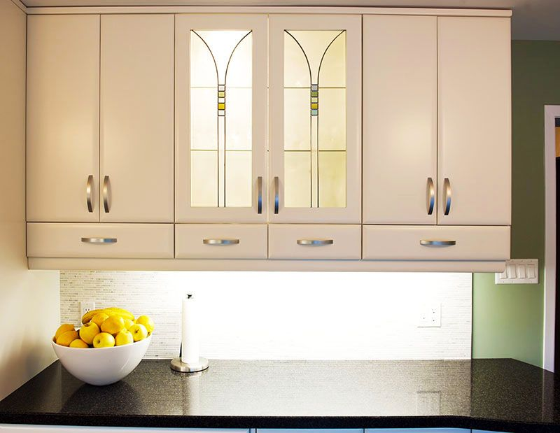 Inspiring Art Deco Kitchen Cabinets #1 Art Deco Kitchen — Mei ...