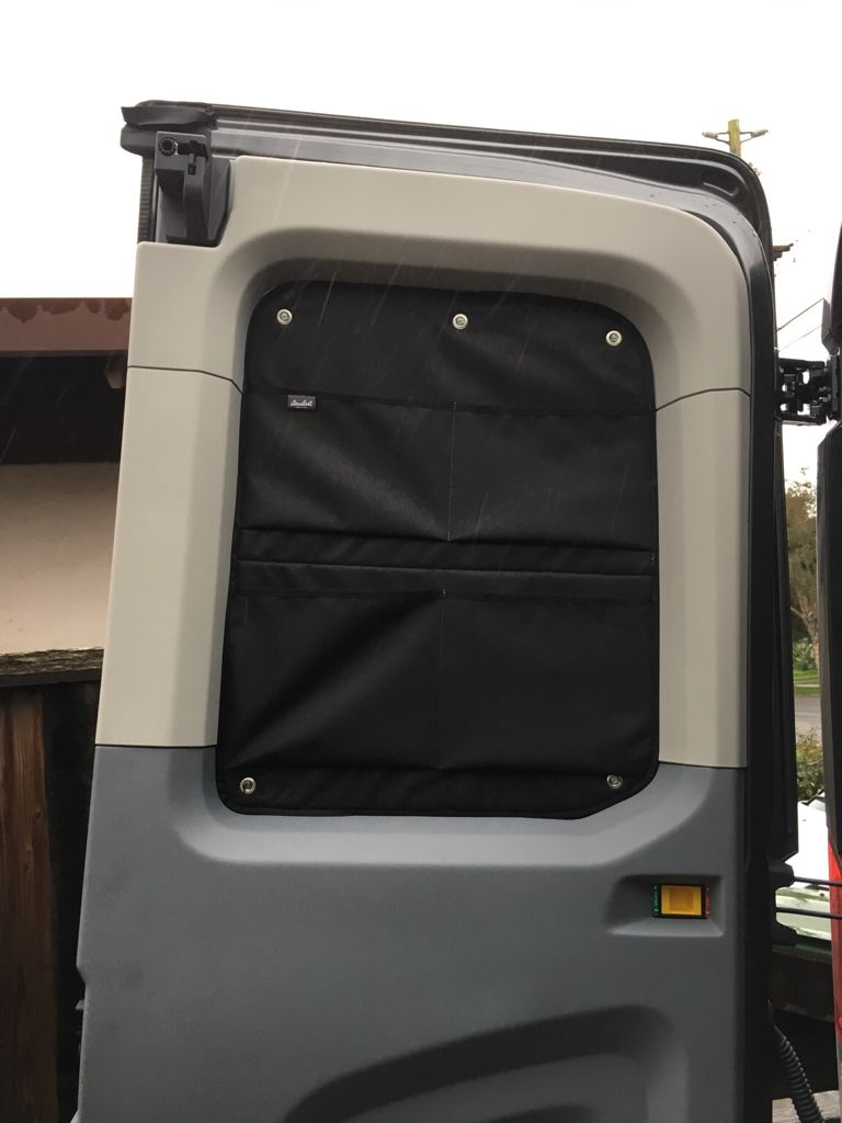 Insulated Window Covers Ford Transit Usa Forum Window Insulation Window Coverings Ford Transit