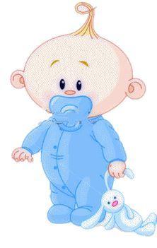 Gifs animados todo color azul celeste avatares iconos - Dibujos pared bebe ...