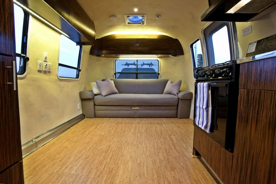 Inspiration For Your Tiny House Imagination Airstream Renovation Airstream Remodel Renovation Design