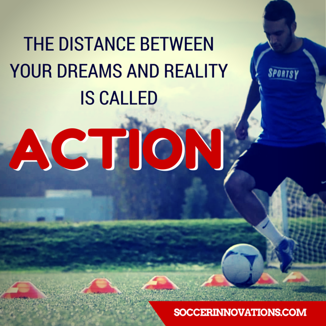 The first step is to take #ACTION.