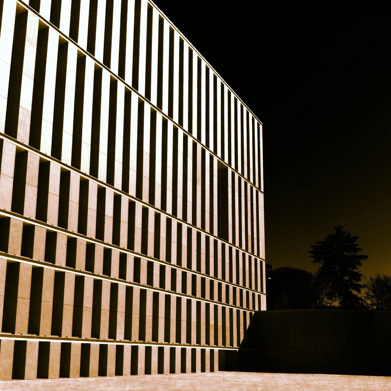 Mansilla Tunon Royal Collections Museum: Museo Colecciones Reales. Tuñon Y Mansilla. Madrid