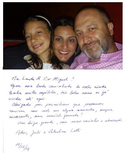 Ado e Família