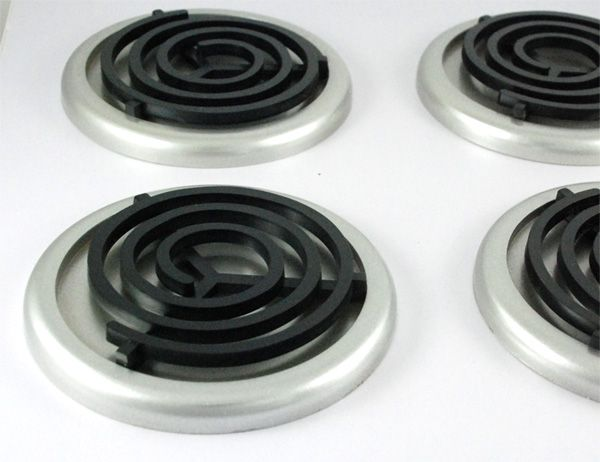 Kitchen Stove Top play kitchen stove top decals | the four-burner stove-top looks