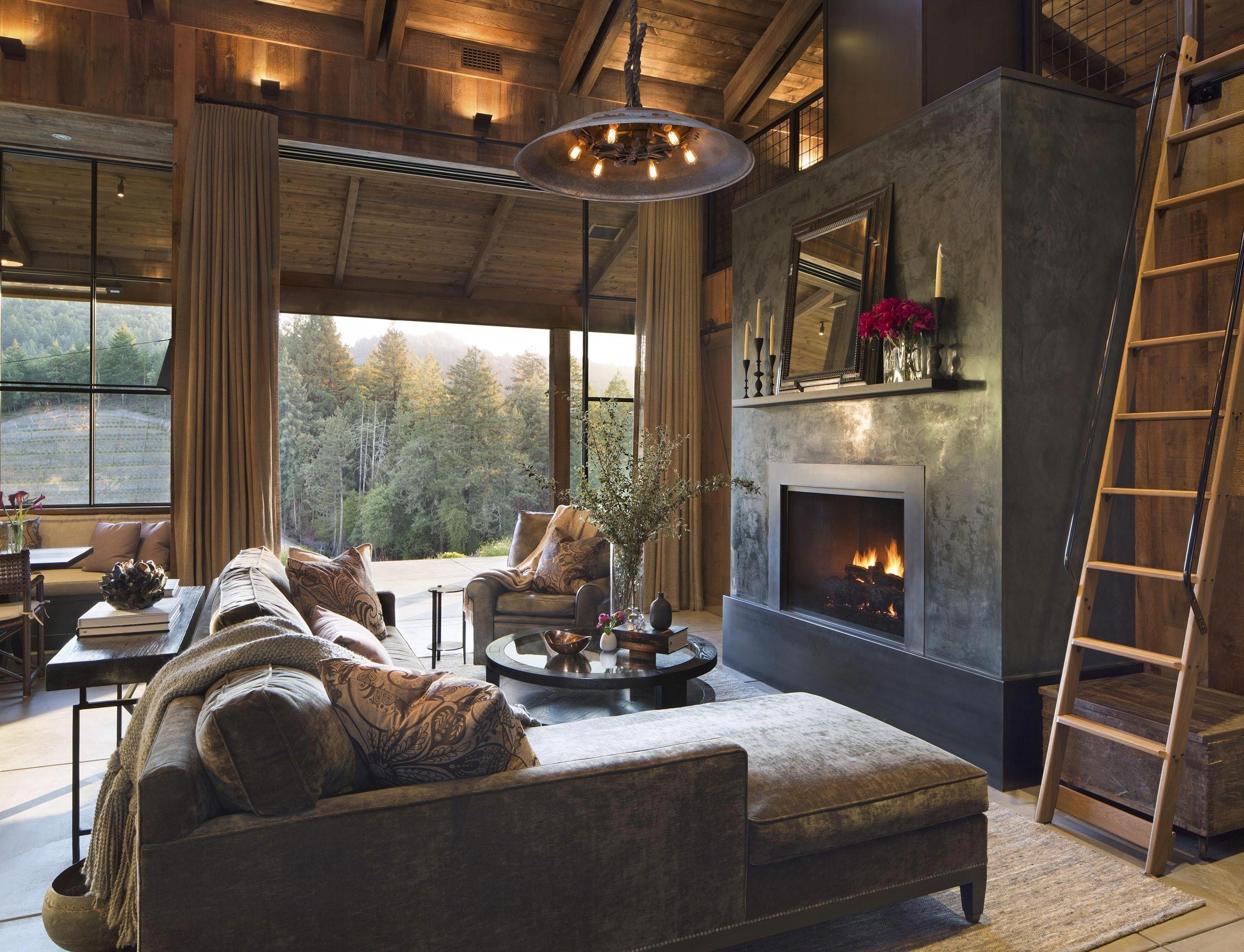 Картинки уютный дом внутри, альфонс муха