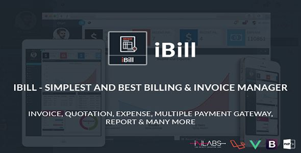 ibill - Simplest and Best Billing & Invoice Manager . iBill ...