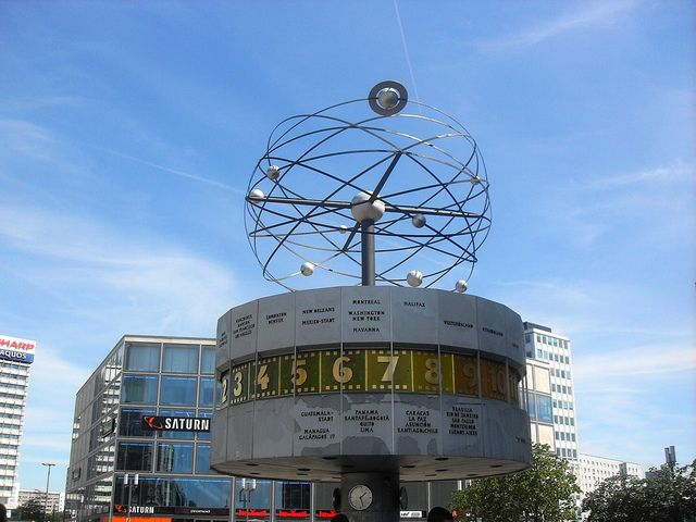 Galaxy Alexander Platz Berlin