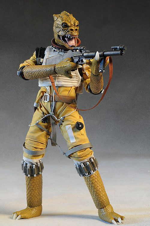 Star Wars Bossk Sixth Scale Action Figure Star Wars Models