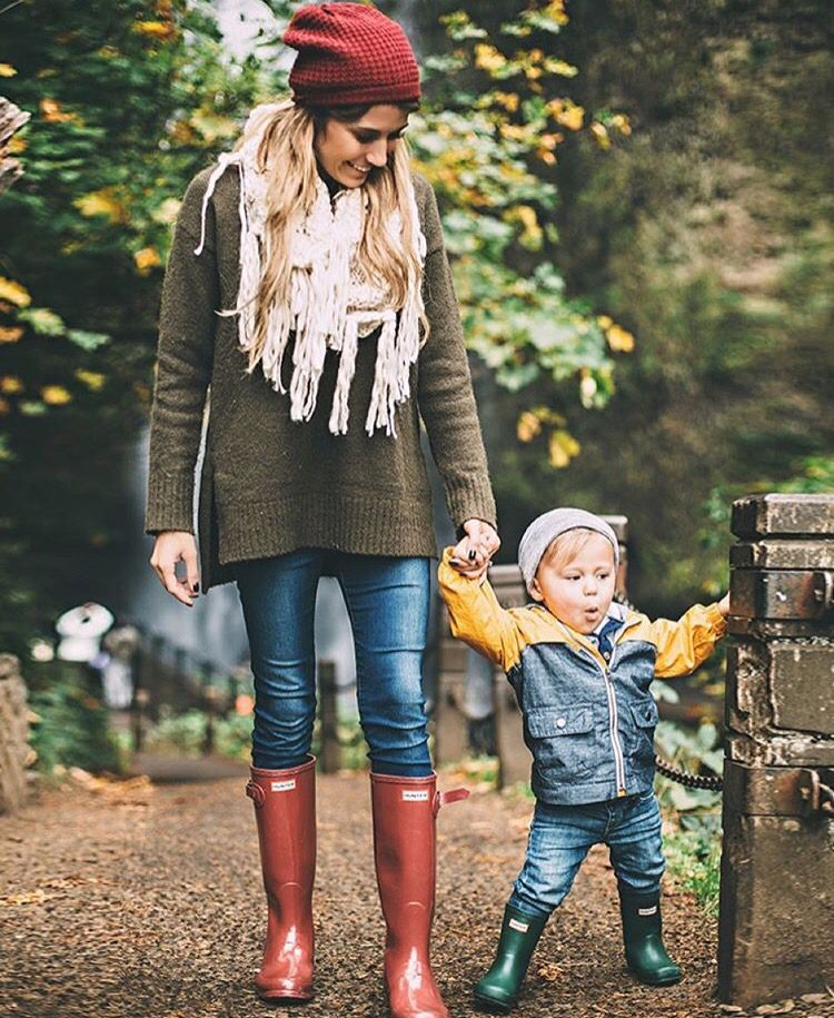Fall.  Fashion.  Mom goals.