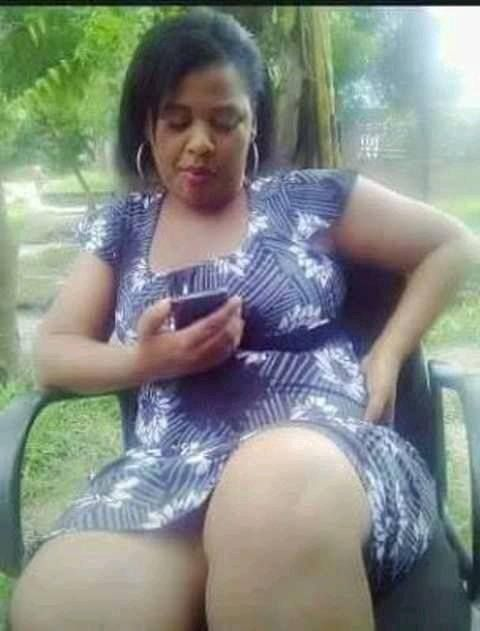 Sugar mummy nude